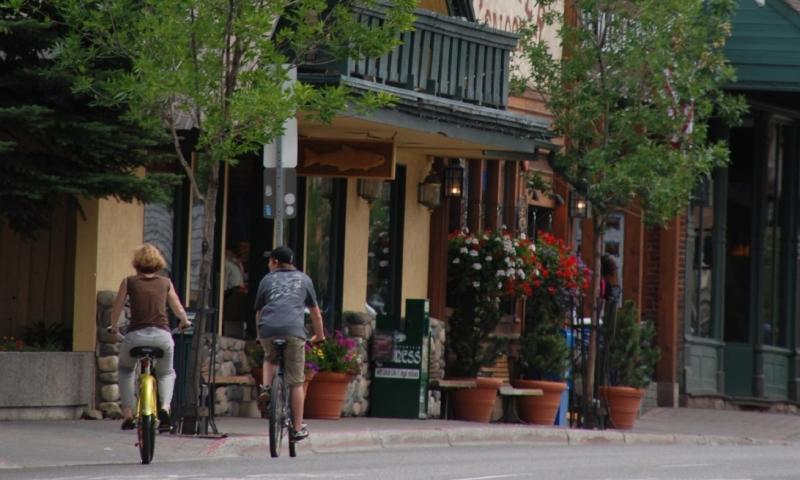 Downtown Ketchum